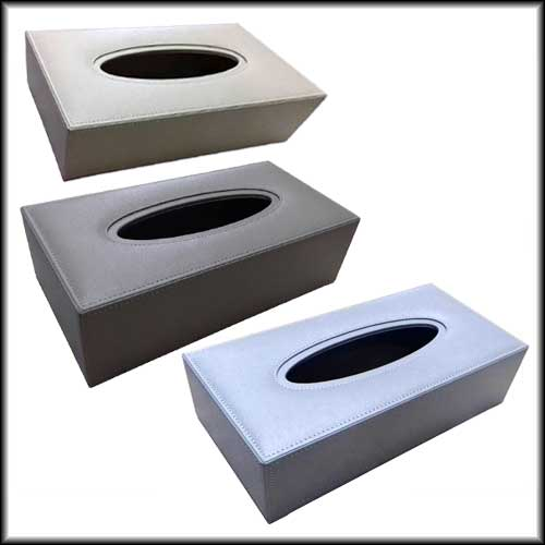 high design tissue box covers